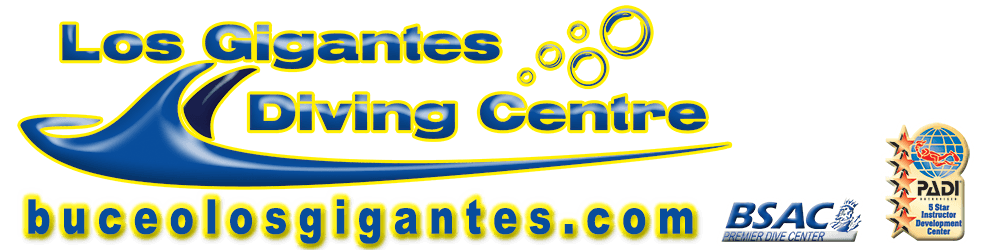 Los Gigantes Diving Centre
